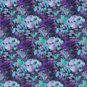 Neon Wildflowers Cool