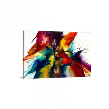 Flourish I I I Wall Art - Canvas - Gallery Wrap