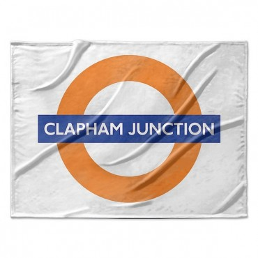 London Underground Clapham Junction Station Roundel