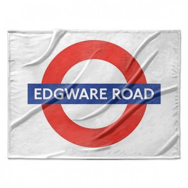 London Underground Edgware Station Roundel