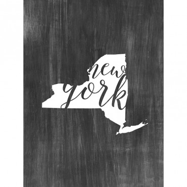 Home State Typography New York