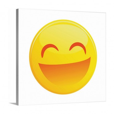 Delighted Emoji