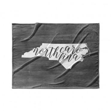Home State Typography North Carolina