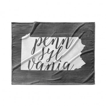 Home State Typography Pennsylvania
