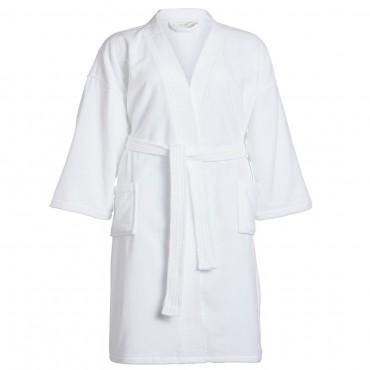 Terry Velour Kimono Robe