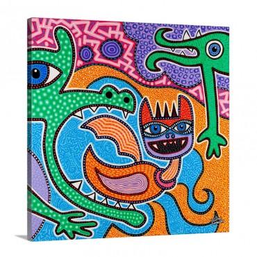 Varuna Wall Art - Canvas - Gallery Wrap