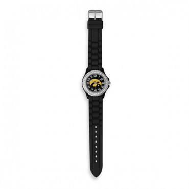 Collegiate Licensed University of Iowa Ladies' Fashion Watch