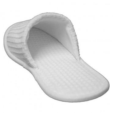 Closed Toe Waffle Slippers