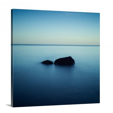 Zen Wall Art - Canvas - Gallery Wrap