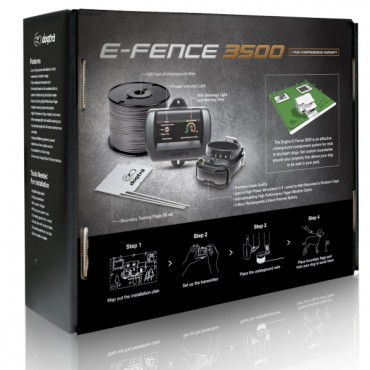 Dogtra In Ground Dog Fence With 14 Gauge Wire
