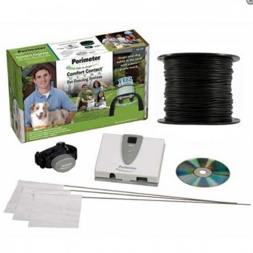 Perimeter Technologies Ultra In Ground Fence With Essential Pet 14 Gauge Wire