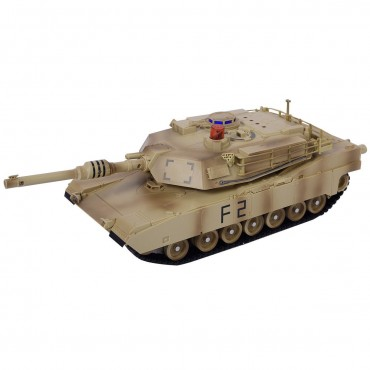 1:14 MIA2 Abrams MilitaryTank with Remote Control