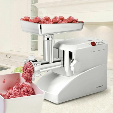 2000 Watt Electric Meat Grinder With 3 Blades