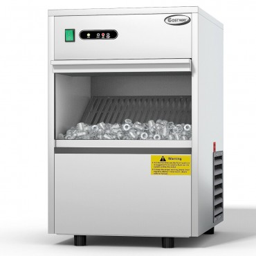 Automatic Ice Maker W/ 58lbs / 24h Productivity