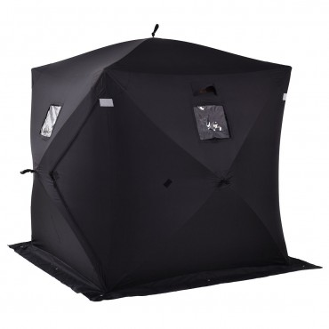 2 - Person Outdoor Portable Ice Fishing Shelter Tent