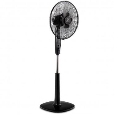 Fantask 16 In. 3 Speed Double Blades Oscillating Pedestal Fan