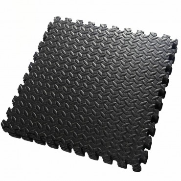 48 Sq Ft EVA Foam Floor Interlocking Mat