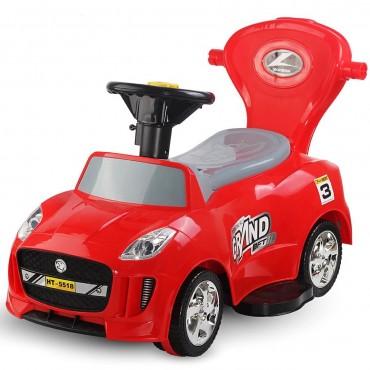 3 In. 1 Kids Ride On Push Car Stroller Toddler Wagon