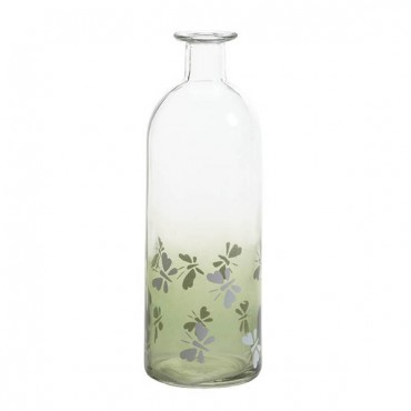 Apothecary Style Glass Bottle - M