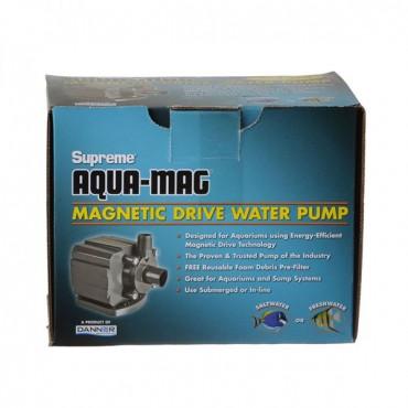 Supreme Aqua-Mag Magnetic Drive Water Pump - Aqua-Mag 7 Pump - 700 GP H