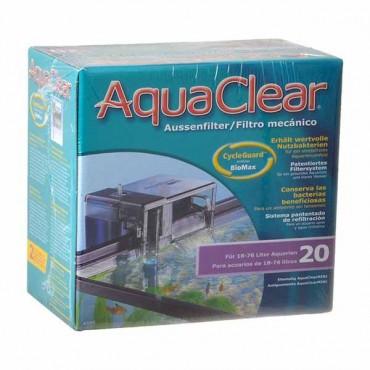 Aqua clear Power Filter - Aqua clear 20 - 100 GP H - 5-20 Gallon Tanks