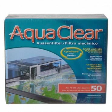 Aqua clear Power Filter - Aqua clear 50 - 200 G P H - 20-50 Gallon Tanks