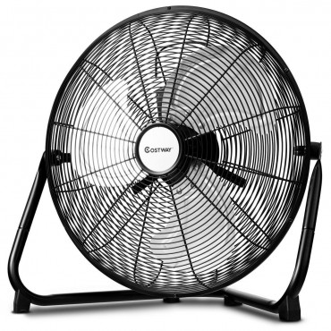 Costway High Velocity Fan 3-Speed Floor Fan