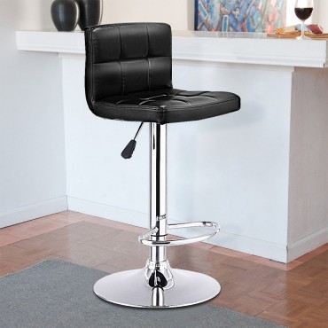 Swivel Bar Stool Bistro Chair
