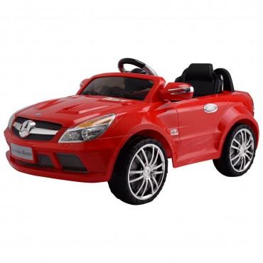 12 V Mercedes-Benz SL65 Kids Ride On Car W / Music + RC