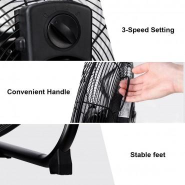Costway High Velocity Fan 3-Speed Floor Fan