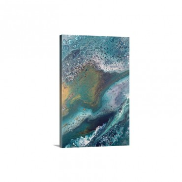 Rolling Ocean l l Wall Art - Canvas - Gallery Wrap