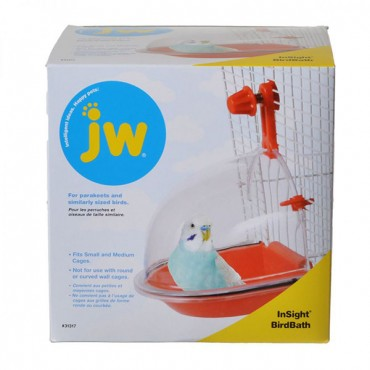 JW Insight Bird Bath - Bird Bath - 2 Pieces