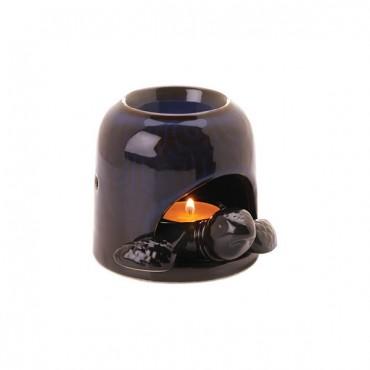 Blue Turtle Oil Warmer