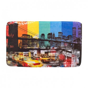 Brooklyn Bridge Floor Mat