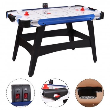 54 In. Indoor Sports Air Powered Hockey Table