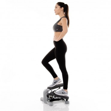 Goplus Aerobic Fitness Climber Stepper Exercise Machine