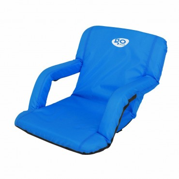 Reclining Seat Padded Cushion Camping Sport Chair