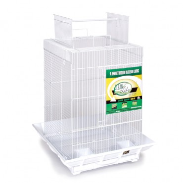 Clean Life Play Top Bird Cage