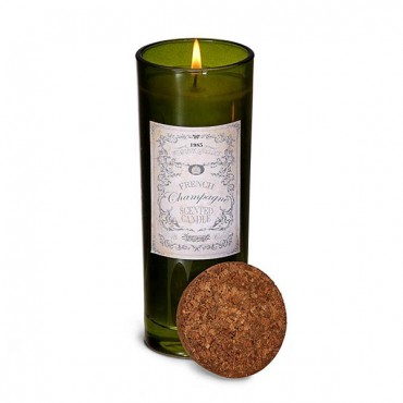 Champagne Scented Candle