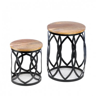 Contemporary Accent Tables