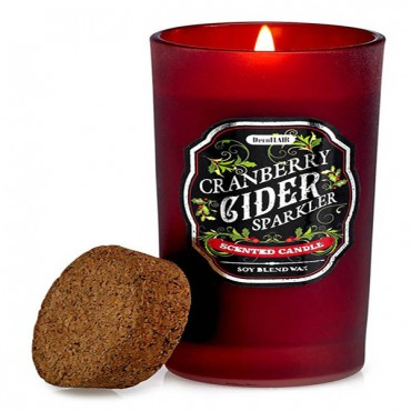 Cranberry Cider Highball Scented Candle