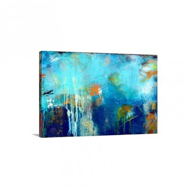 House of Blues Wall Art - Canvas - Gallery Wrap