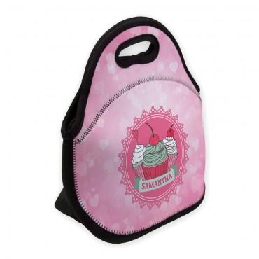 Custom Cupcakes Lunch Bag