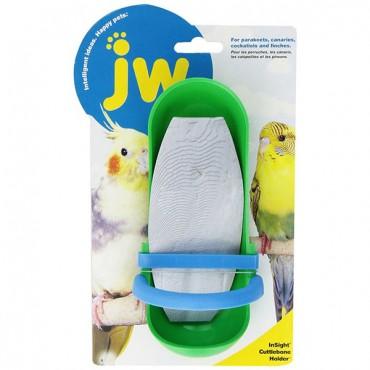 JW Insight Cuttlebone Holder - Cuttlebone Holder - 3 Pieces