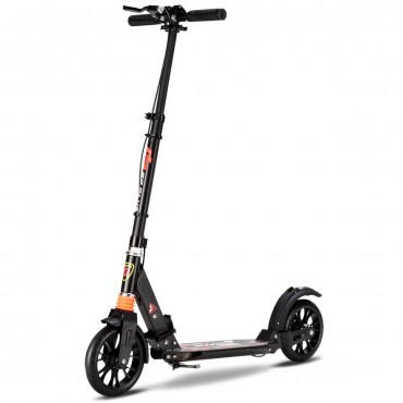 Folding Adjustable Aluminum 2 Wheel Adult Kick Scooter