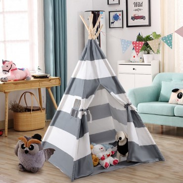 5 In. Portable Indian Children Sleeping Dome Play Tent
