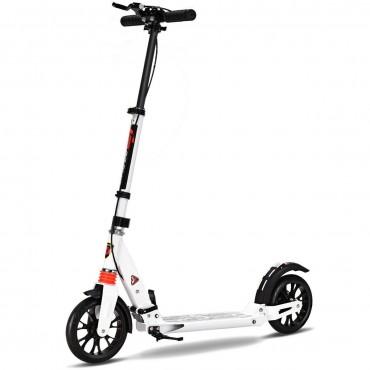 Folding Adjustable Aluminum 2 Wheel Adult Kick Scooter