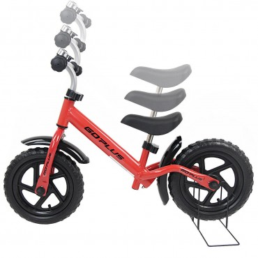 12 In. No - Pedal Adjustable Seat Bike Stand Kids Balance Bike