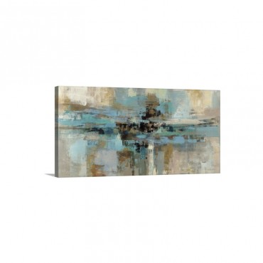 Morning Fjord Wall Art - Canvas - Gallery Wrap