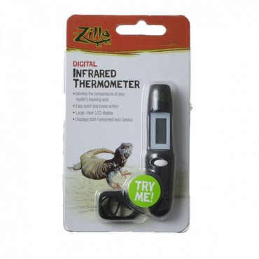 Zilla Digital Infrared Thermometer - Digital Infrared Thermometer